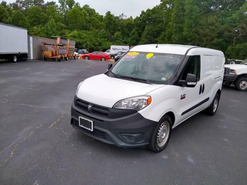 2017 RAM ProMaster City Cargo for sale in Chester, VA