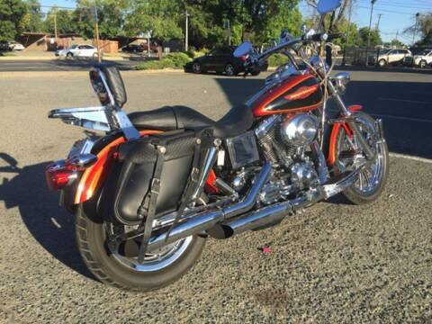 2005 Harley-Davidson Fxdli Dyna Low Rider for sale at All Cars & Trucks in North Highlands CA