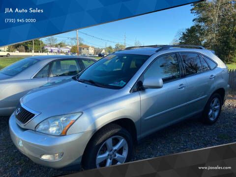 2008 Lexus RX 350 for sale at JIA Auto Sales in Port Monmouth NJ