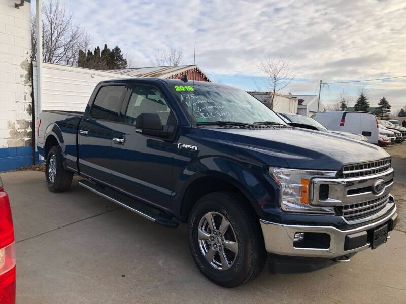 2019 Ford F-150 for sale at Don's Sport Cars in Hortonville WI