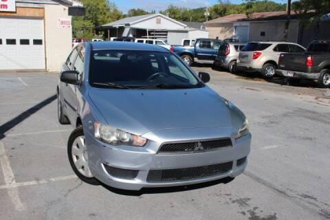 2009 Mitsubishi Lancer for sale at SAI Auto Sales - Used Cars in Johnson City TN