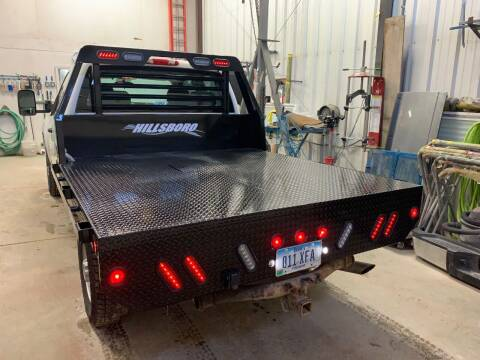2021 Hillsboro Truck beds for sale at Schrier Auto Body & Restoration in Cumberland IA