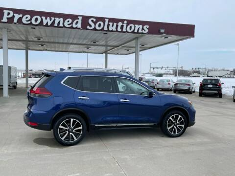 2019 Nissan Rogue for sale at Preowned Solutions in Urbandale IA