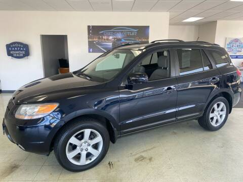 2007 Hyundai Santa Fe for sale at Used Car Outlet in Bloomington IL