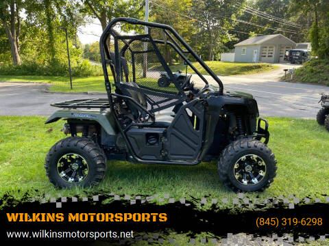 2015 Honda Pioneer 500 Side by Side for sale at WILKINS MOTORSPORTS in Brewster NY