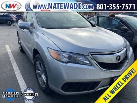 2013 Acura RDX for sale at NATE WADE SUBARU in Salt Lake City UT