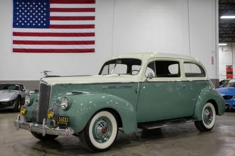 1941 Packard 110 Family Sedan