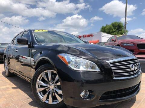 2013 Infiniti M37 for sale at Cars of Tampa in Tampa FL