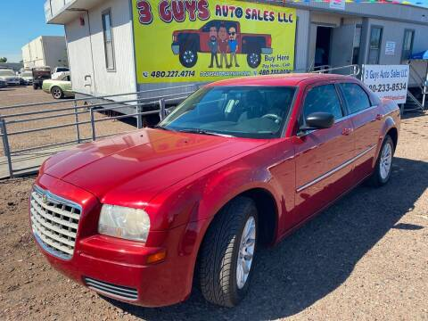 2008 Chrysler 300 for sale at 3 Guys Auto Sales LLC in Phoenix AZ