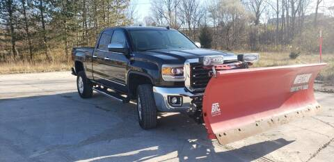 2015 GMC Sierra 2500HD for sale at JRB Automotive LLC in Rochester MI