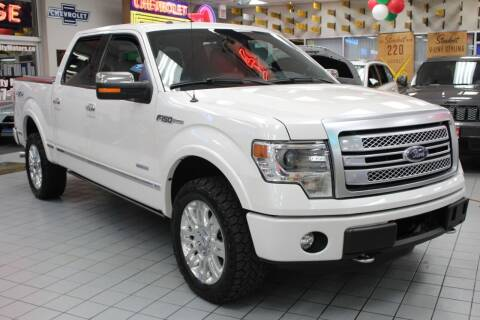 2013 Ford F-150 for sale at Windy City Motors in Chicago IL
