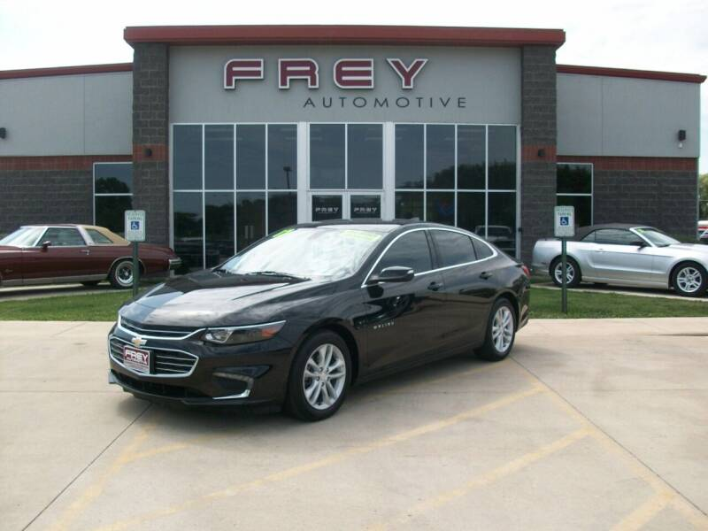 2017 Chevrolet Malibu for sale at Frey Automotive in Muskego WI