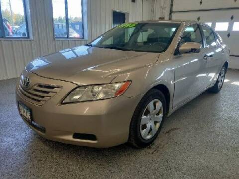 2008 Toyota Camry for sale at Sand's Auto Sales in Cambridge MN