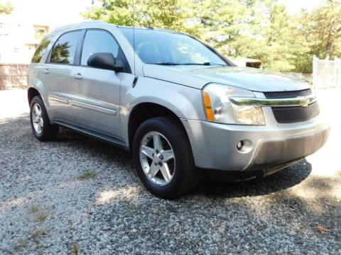 2005 Chevrolet Equinox for sale at Prize Auto in Alexandria VA