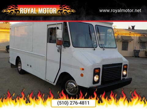 1991 Chevrolet Forward Control Chassis for sale at Royal Motor in San Leandro CA