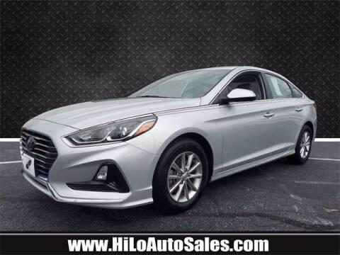 2018 Hyundai Sonata for sale at Hi-Lo Auto Sales in Frederick MD