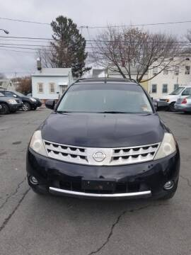 2007 Nissan Murano for sale at Perez Auto Group LLC -Little Motors in Albany NY