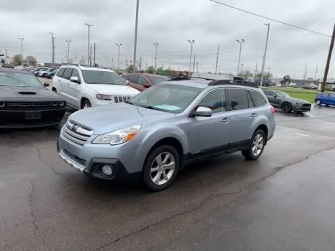 2013 Subaru Outback for sale at BORGMAN OF HOLLAND LLC in Holland MI