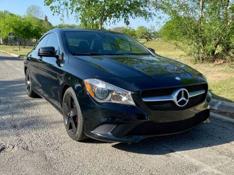 2015 Mercedes-Benz CLA for sale at Texas Auto Trade Center in San Antonio TX