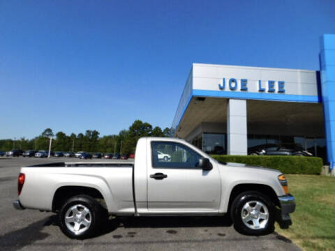 2009 GMC Canyon for sale at Joe Lee Chevrolet in Clinton AR
