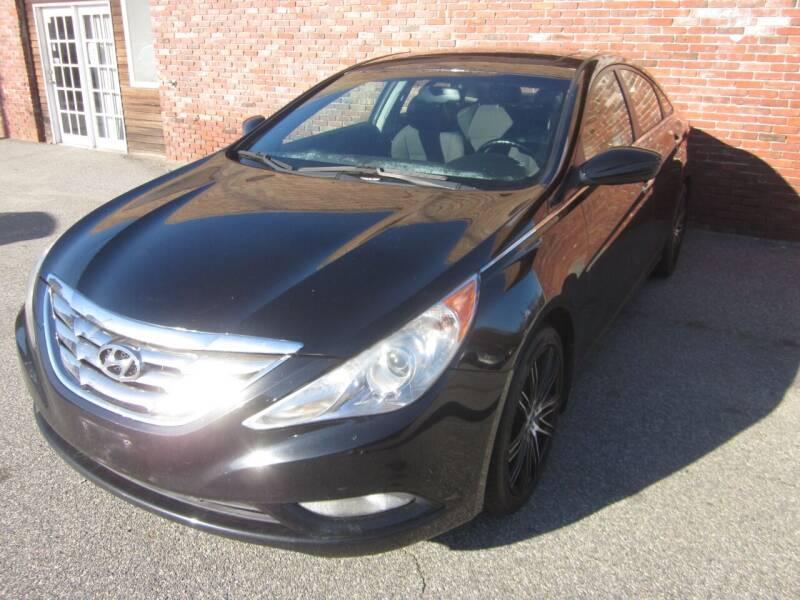 2012 Hyundai Sonata for sale at Tewksbury Used Cars in Tewksbury MA