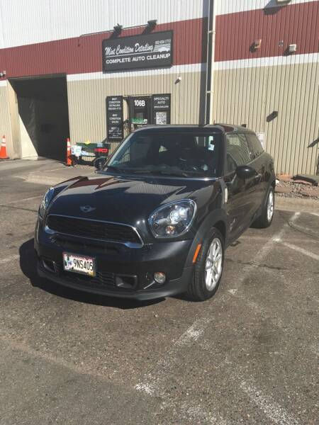 2013 MINI Paceman for sale at Specialty Auto Wholesalers Inc in Eden Prairie MN