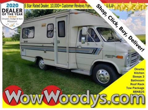 1987 Chevrolet Chevy Van for sale at WOODY'S AUTOMOTIVE GROUP in Chillicothe MO