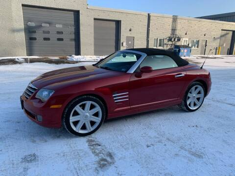 2008 Chrysler Crossfire for sale at The Car Buying Center in St Louis Park MN