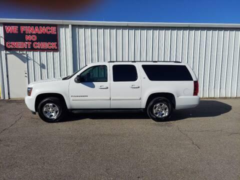 2008 Chevrolet Suburban for sale at Longhorn Motors in Belton TX