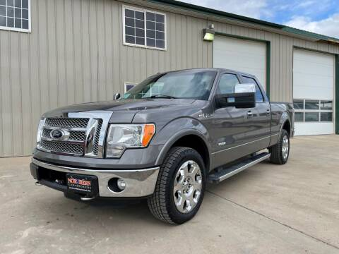 2012 Ford F-150 for sale at Northern Car Brokers in Belle Fourche SD