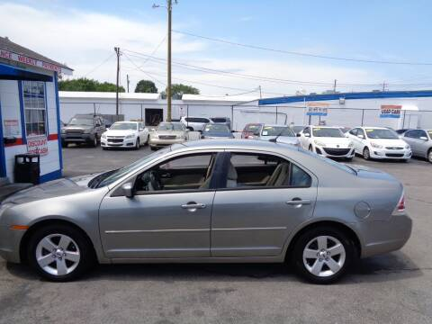 2009 Ford Fusion for sale at Cars Unlimited Inc in Lebanon TN