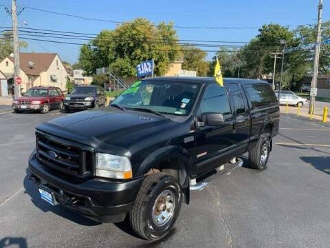 2003 Ford F-350 Super Duty for sale at JBA Auto Sales Inc in Stone Park IL
