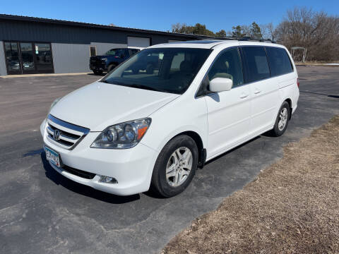 2006 Honda Odyssey for sale at Welcome Motor Co in Fairmont MN