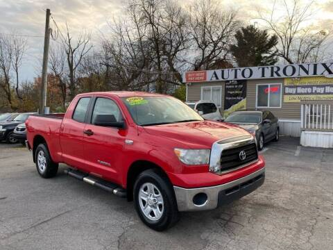 2009 Toyota Tundra for sale at Auto Tronix in Lexington KY