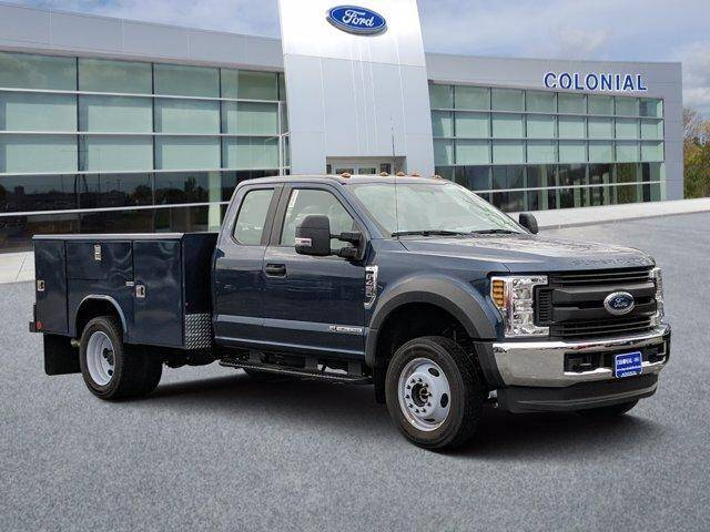 2019 Ford F-450 Super Duty for sale in Plymouth, MA