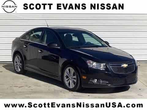 2014 Chevrolet Cruze for sale at Scott Evans Nissan in Carrollton GA