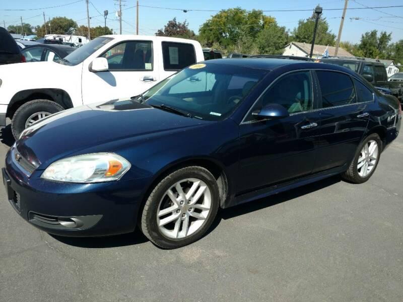 2010 Chevrolet Impala for sale at Gandiaga Motors in Jerome ID