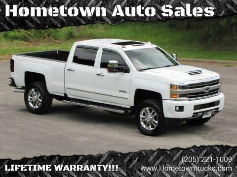 2019 Chevrolet Silverado 2500HD for sale at Hometown Auto Sales - Trucks in Jasper AL