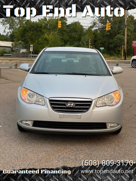 2008 Hyundai Elantra for sale at Top End Auto in North Atteboro MA