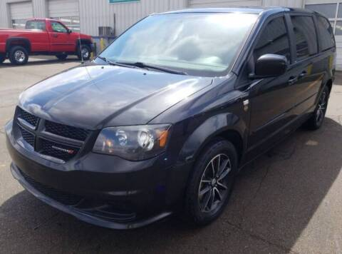 2014 Dodge Grand Caravan for sale at Gus's Used Auto Sales in Detroit MI