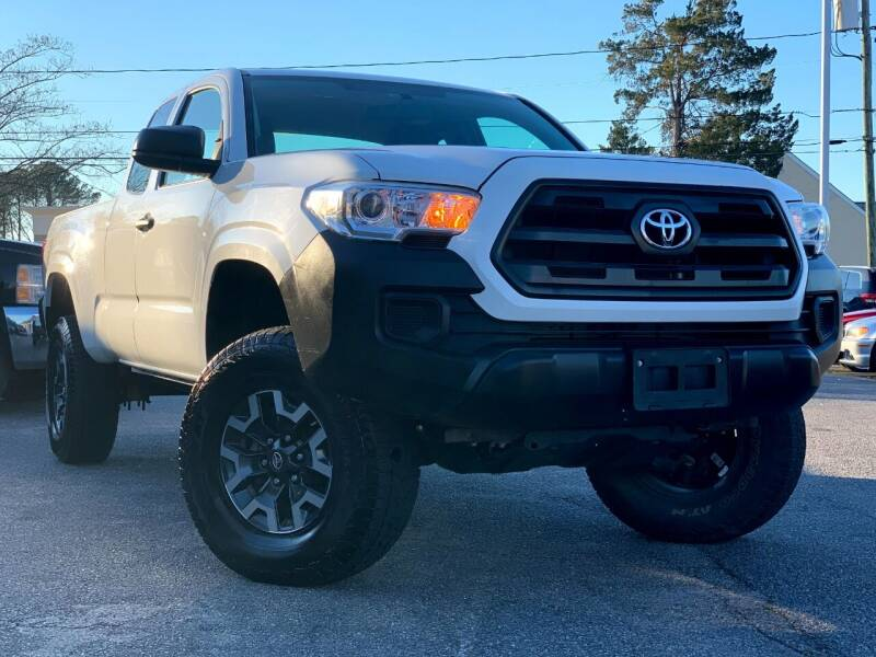 2017 Toyota Tacoma for sale at Driveway Motors in Virginia Beach VA