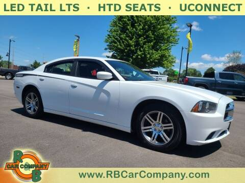 2014 Dodge Charger for sale at R & B Car Co in Warsaw IN