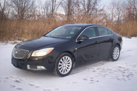 2011 Buick Regal for sale at Action Auto Wholesale - 30521 Euclid Ave. in Willowick OH