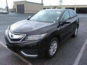 2017 Acura RDX for sale at Cj king of car loans/JJ's Best Auto Sales in Troy MI