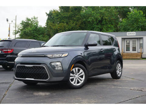 2020 Kia Soul for sale at Maroney Auto Sales in Humble TX