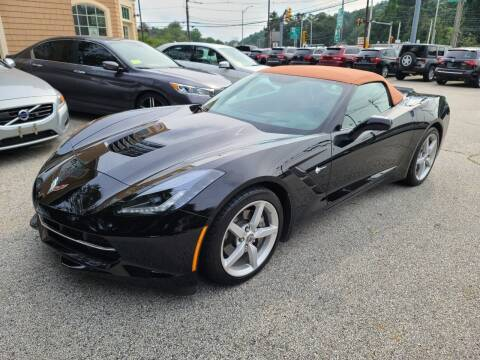 2014 Chevrolet Corvette for sale at Car and Truck Exchange, Inc. in Rowley MA