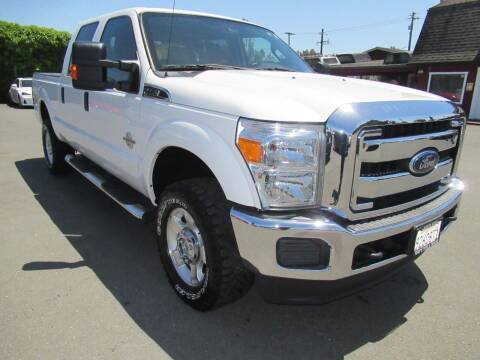2015 Ford F-350 Super Duty for sale at Tonys Toys and Trucks in Santa Rosa CA