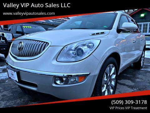 2012 Buick Enclave for sale at Valley VIP Auto Sales LLC in Spokane Valley WA