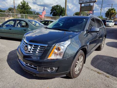 2014 Cadillac SRX for sale at Advance Import in Tampa FL
