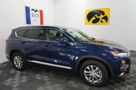2019 Hyundai Santa Fe for sale at Carousel Auto Group in Iowa City IA